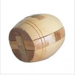 Casse-Tête en bois : Le Baril Magique 2